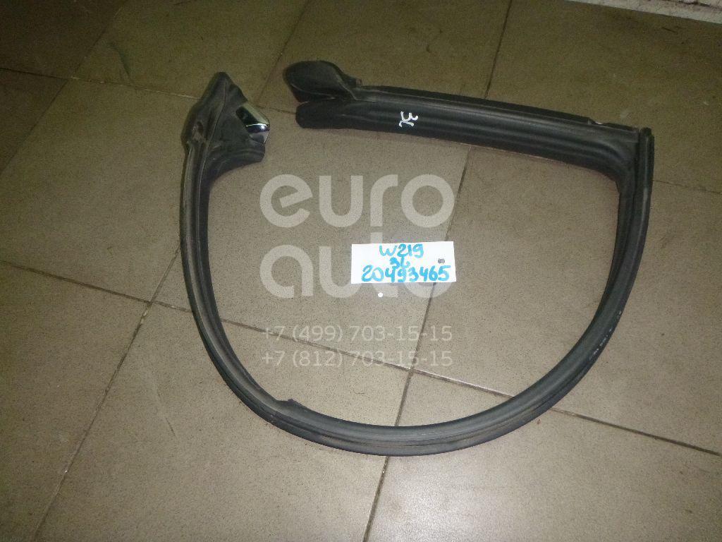 Купить Уплотнитель (наружный) Mercedes Benz W219 CLS 2004-2010; (2197200354)