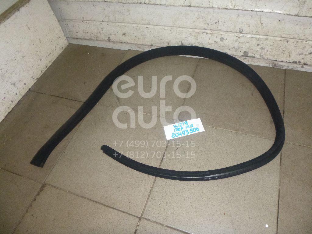 Купить Уплотнитель (внутри) Mercedes Benz W219 CLS 2004-2010; (21969701519B00)