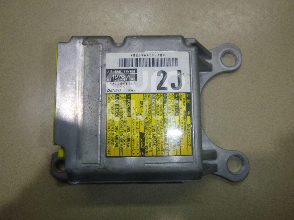 Купить Блок управления AIR BAG Toyota RAV 4 2006-2013; (8917042200)