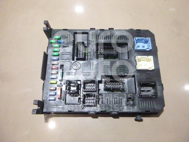 Блок предохранителей Citroen C4 2005-2011; (6580Y5)  - купить со скидкой