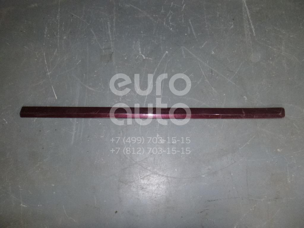 Купить Молдинг передней правой двери Skoda Octavia (A5 1Z-) 2004-2013; (1Z0853518AGRU)