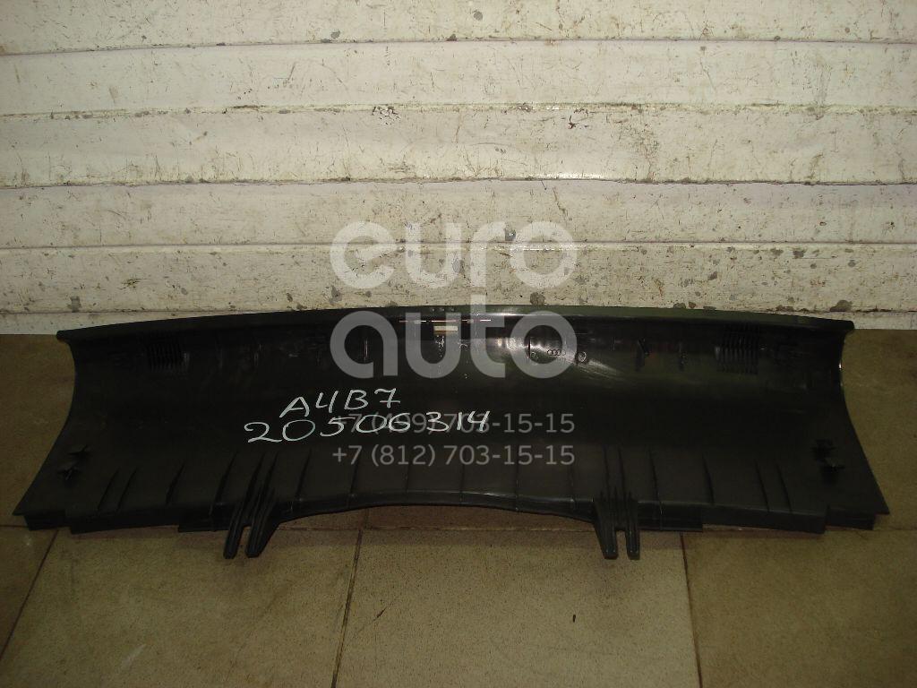 Купить Обшивка багажника Audi A4 [B7] 2005-2007; (8E5863471D)