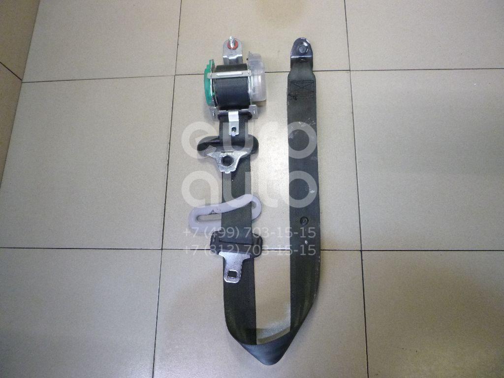 Купить Ремень безопасности Hyundai i30 2007-2012; (898102R000WK)