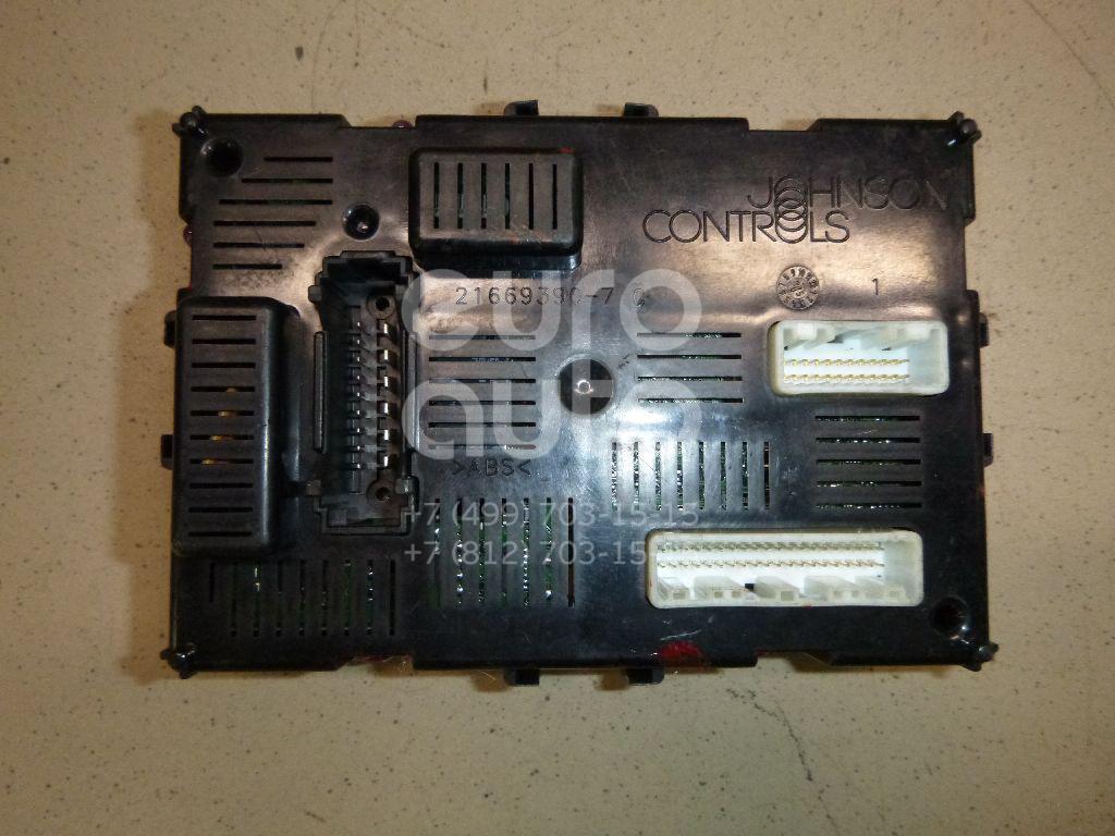 Блок комфорта Nissan Note (E11) 2006-2013; (284B29U00A)  - купить со скидкой