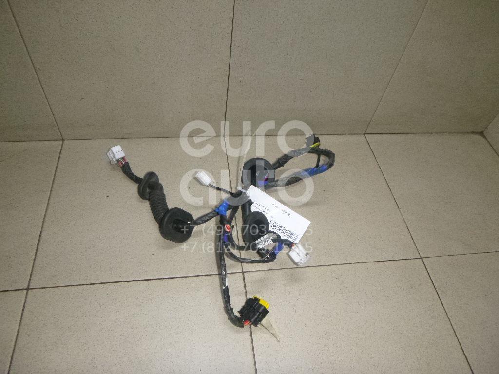Проводка (коса) Kia Ceed 2007-2012; (916501H030)  - купить со скидкой