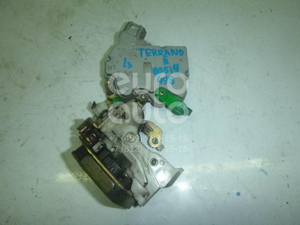 Купить Замок двери задней левой Nissan Terrano II (R20) 1993-2006; (825037F600)