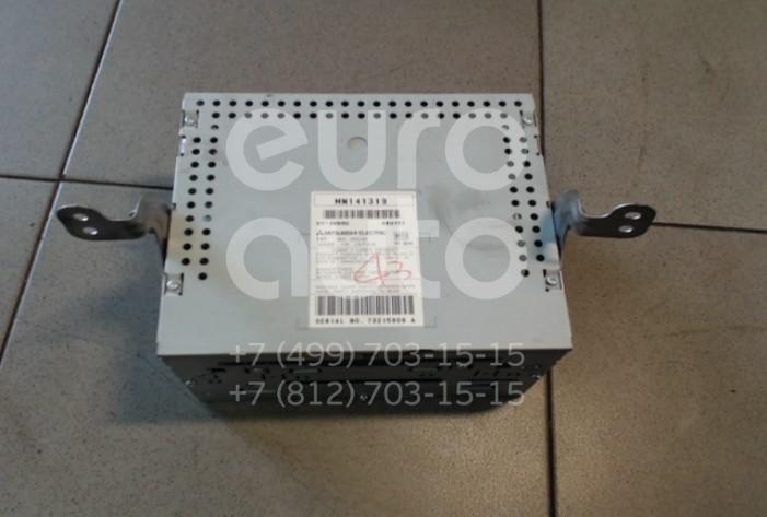Купить Магнитола Mitsubishi Outlander XL (CW) 2006-2012; (MN141319)