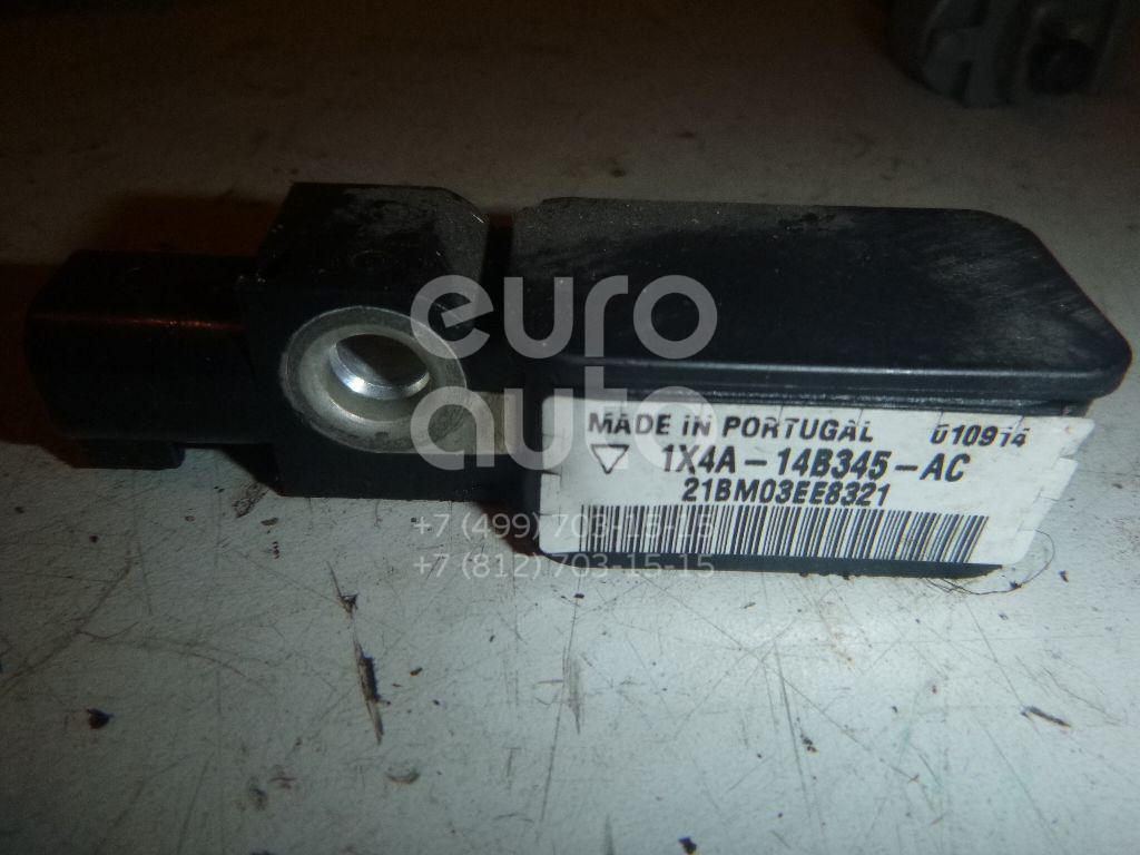 Купить Датчик AIR BAG Jaguar X-TYPE 2001-2009; (1X4A14B345AC)