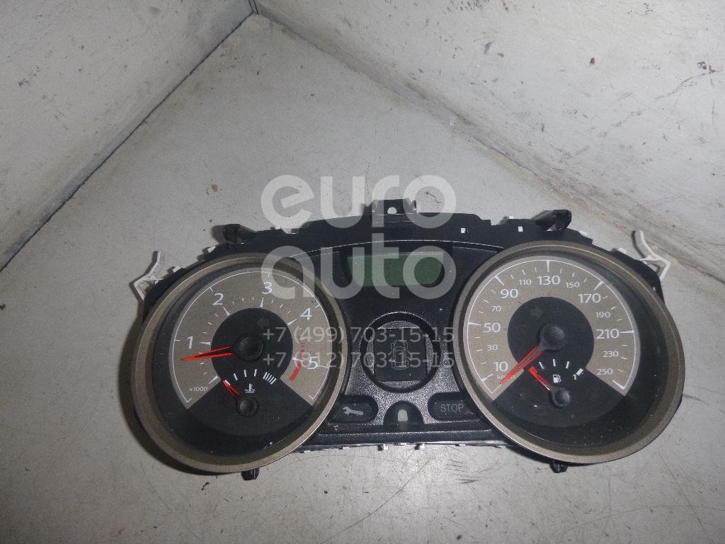 Купить Панель приборов Renault Megane II 2003-2009; (8200408787)