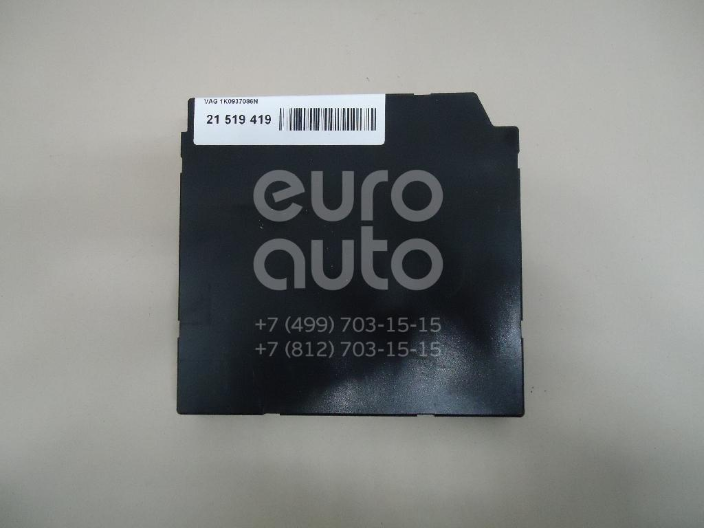 Купить Блок комфорта VW Golf VI 2009-2013; (1K0937086N)