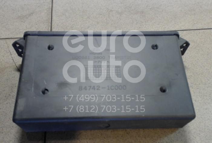 Купить Ящик передней консоли Hyundai Getz 2002-2010; (847421C000LT)