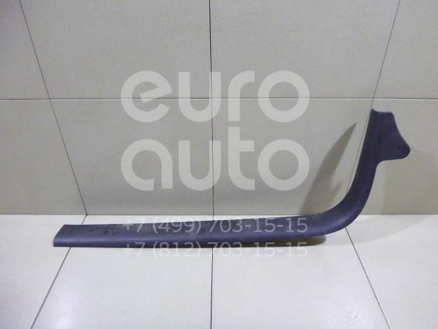 Купить Накладка порога (внутренняя) Peugeot 307 2001-2008; (9016CC)