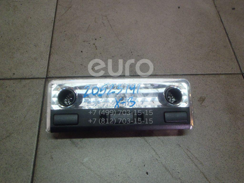 Купить Плафон салонный BMW X3 E83 2004-2010; (63318364929)