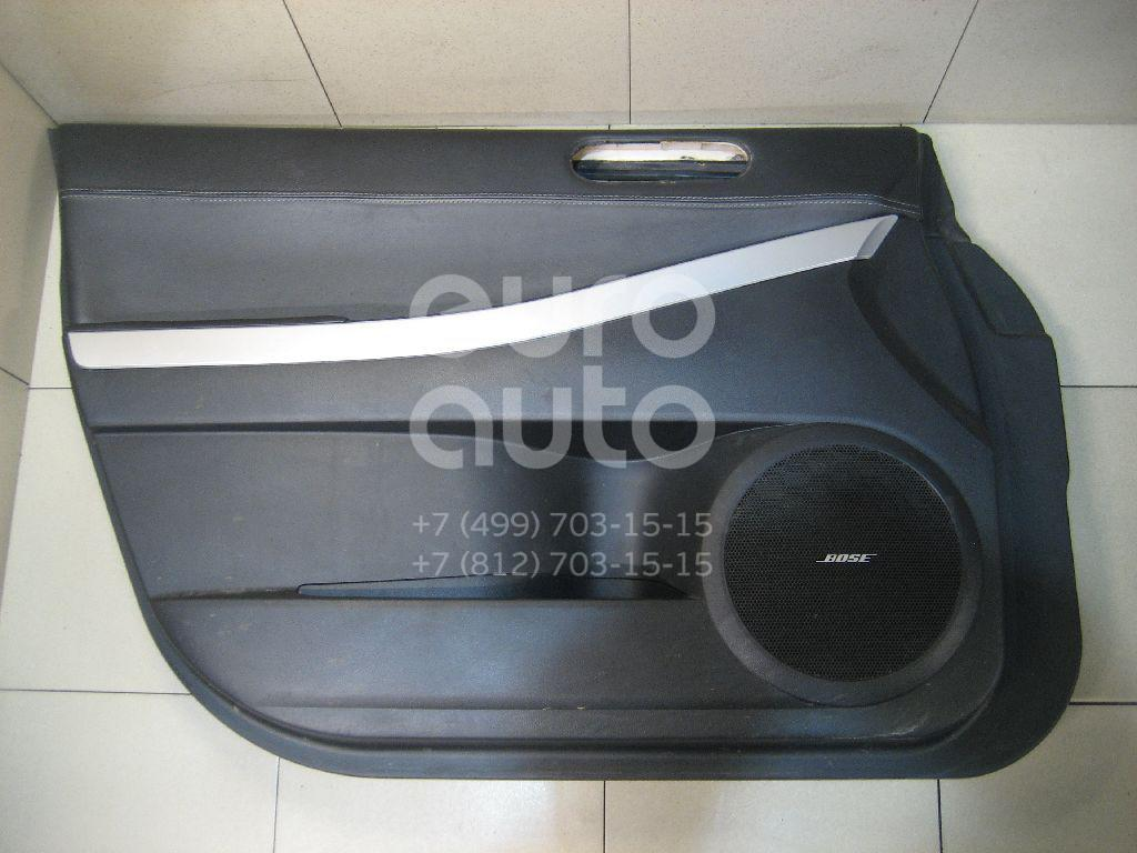 Купить Обшивка двери передней левой Mazda CX 7 2007-2012; (EH1568460A02)