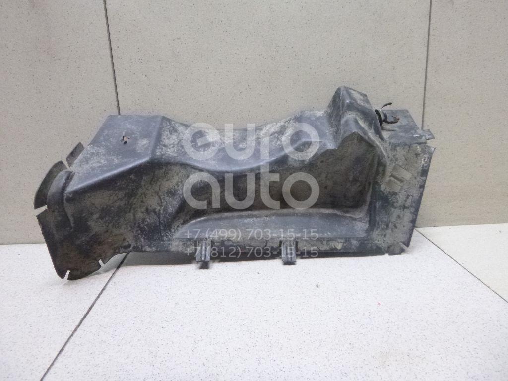 Купить Пыльник двигателя боковой левый Mercedes Benz W220 1998-2005; (2206902530)