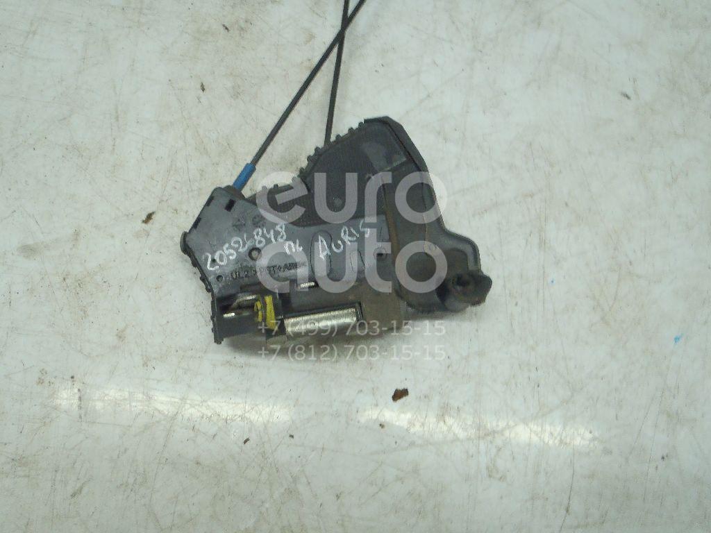 Купить Замок двери передней левой Toyota Auris (E15) 2006-2012; (6904002210)