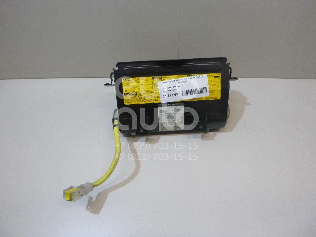 Купить Подушка безопасности пассажирская (в торпедо) Lexus LX 470 1998-2007; (7396060030)