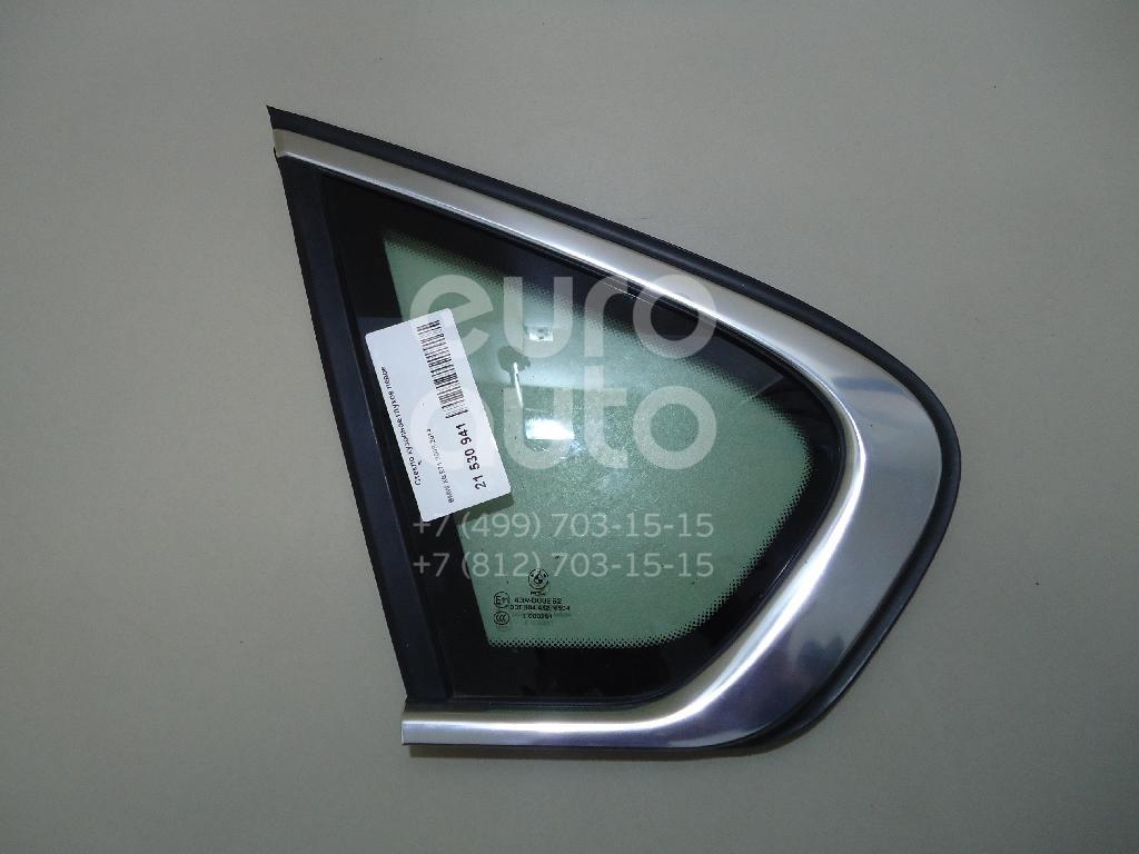 Купить Стекло кузовное глухое левое BMW X6 E71 2008-2014; (51377182319)