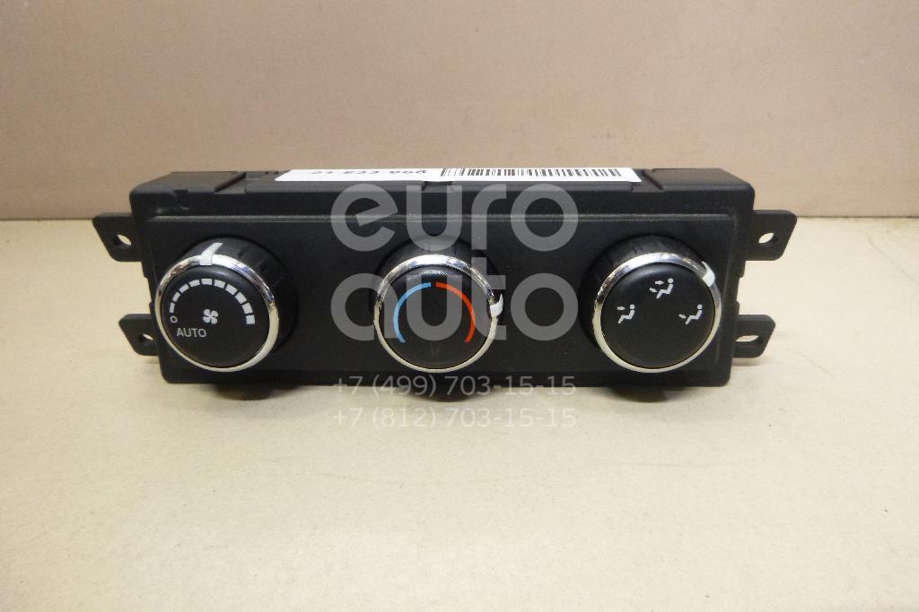 Купить Блок управления отопителем Chrysler Grand Voyager/Grand Caravan (RT) 2007-; (55111812AD)