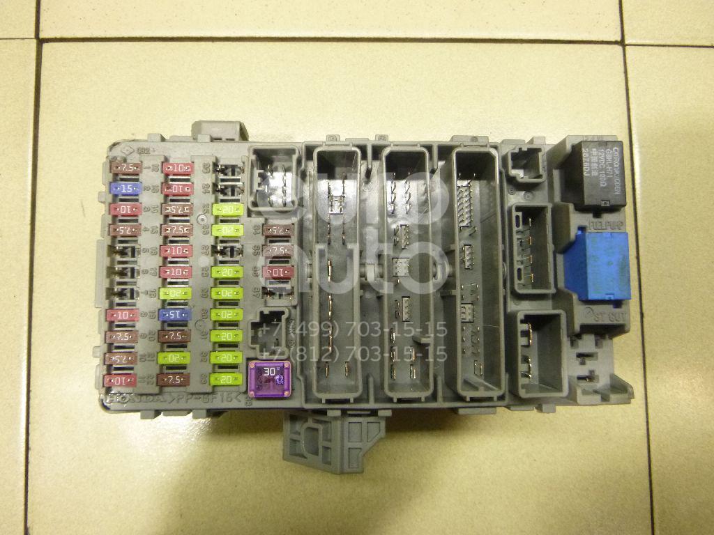 Купить Блок предохранителей Honda CR-V 2007-2012; (38200SWAE01)