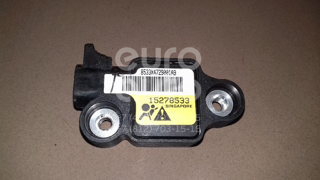 Купить Датчик AIR BAG Cadillac CTS 2008-2013; (15278533)