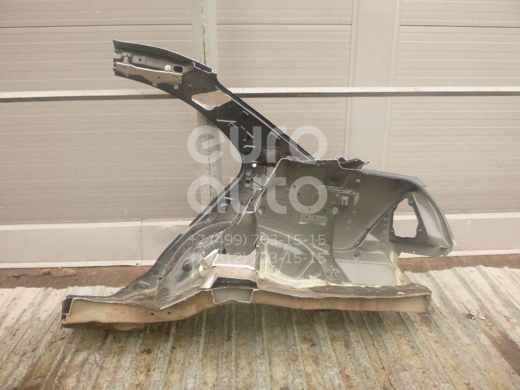 Купить Крыло заднее правое Nissan Almera Classic (B10) 2006-2013; (7810095F0B)