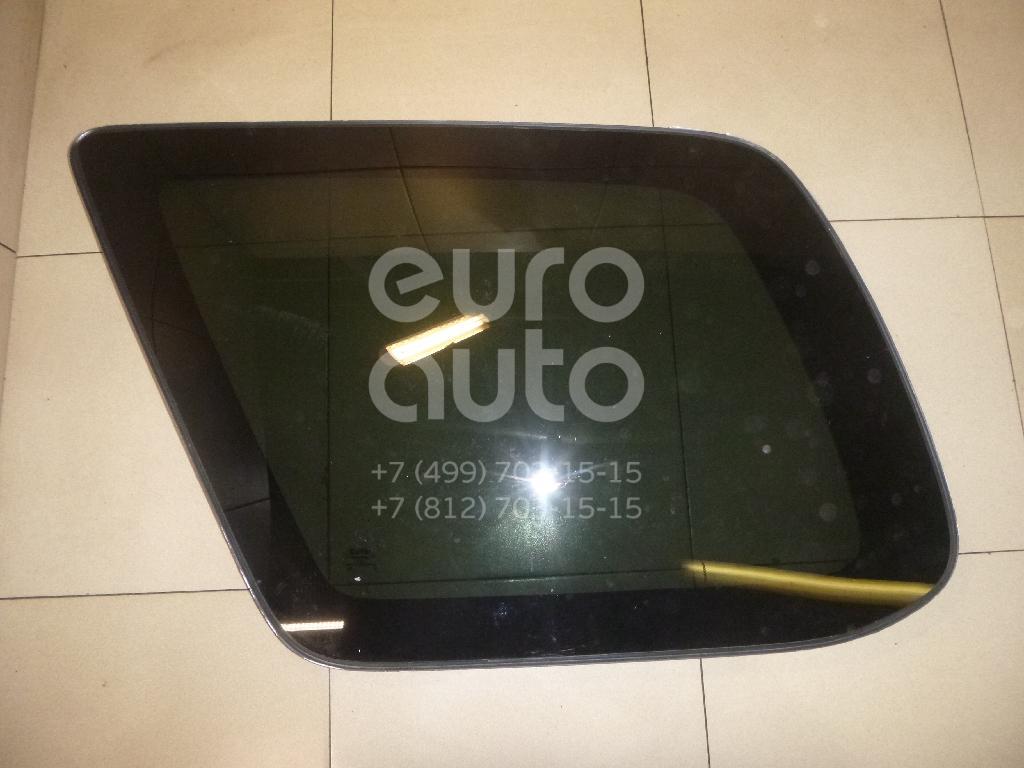 Стекло кузовное глухое левое Mazda Tribute (EP) 2000-2007; (EC0250G20A)  - купить со скидкой