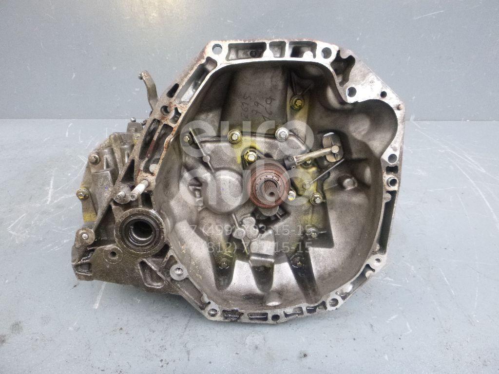 Купить МКПП (механическая коробка переключения передач) Renault Kangoo 2008-; (320101652R)