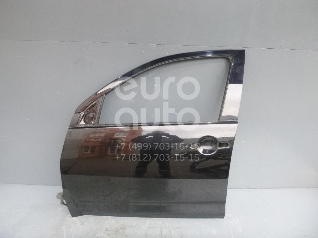Купить Дверь передняя левая Citroen C-Crosser 2008-2013; (9002Z5)