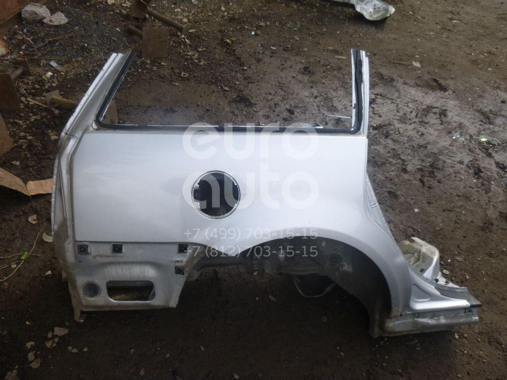 Купить Крыло заднее правое VW Passat [B5] 2000-2005; (3B9809844C)