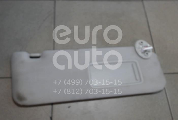 Купить Козырек солнцезащитный (внутри) Lexus RX 350/450H 2009-2015; (7431048270B0)