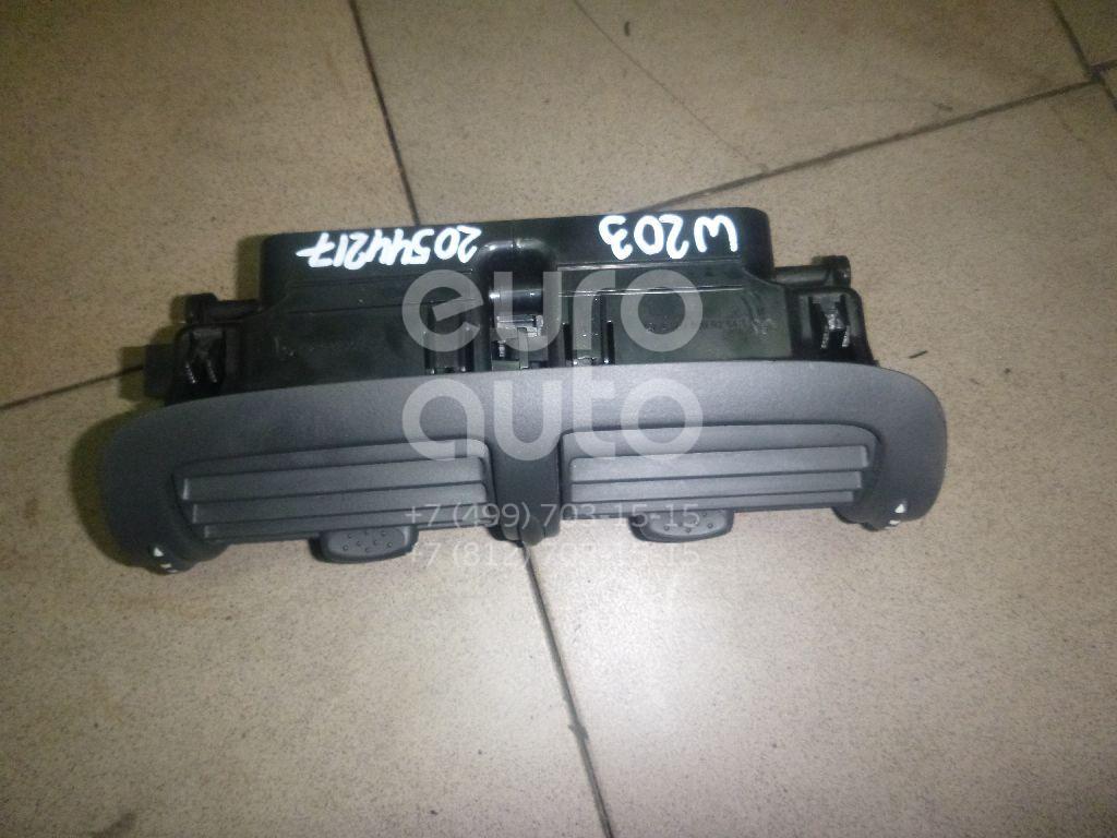 Купить Дефлектор воздушный Mercedes Benz W203 2000-2006; (2038301354)