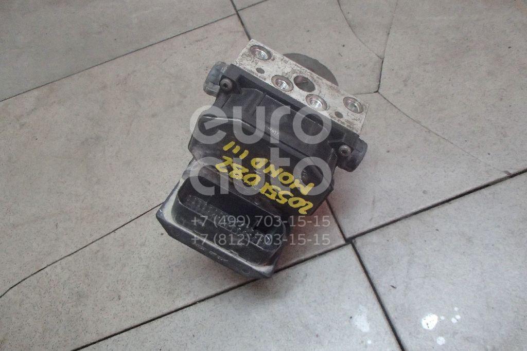 Купить Блок ABS (насос) Ford Mondeo III 2000-2007; (3S712M110AA)
