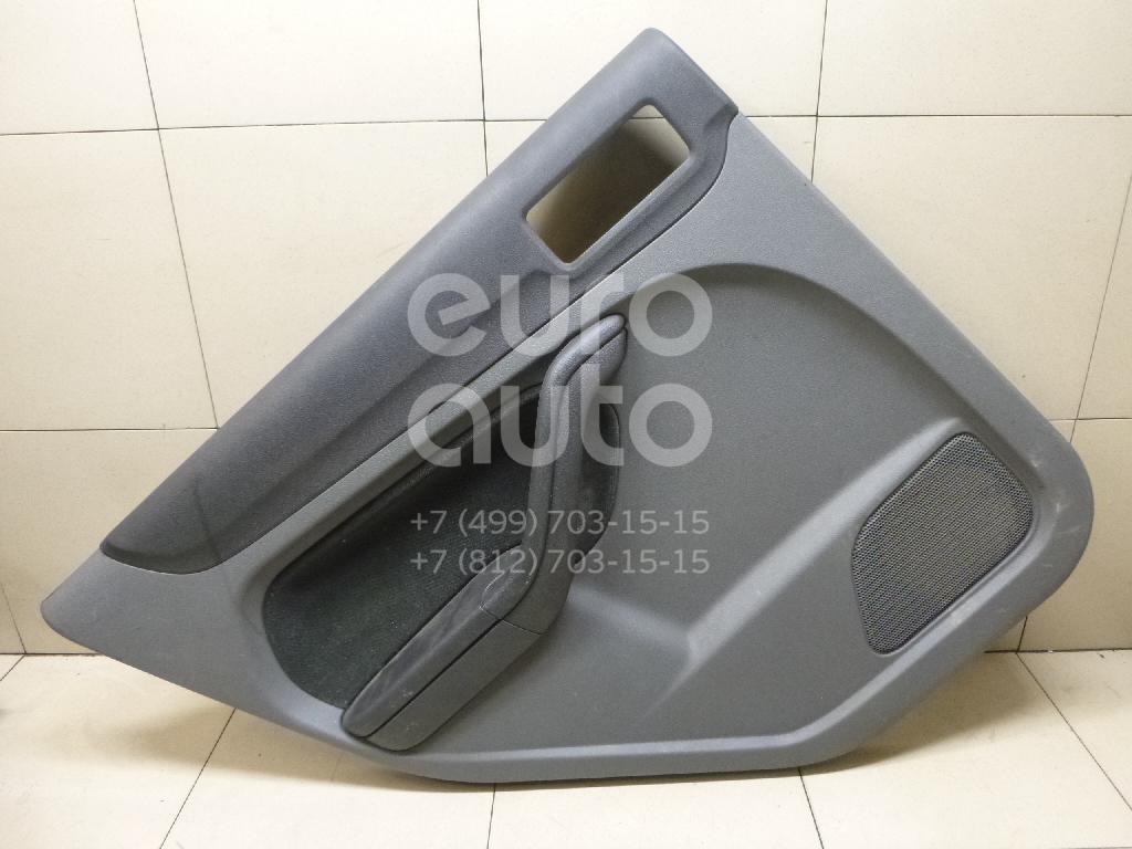 Купить Обшивка двери задней левой Ford Focus II 2008-2011; (1513482)