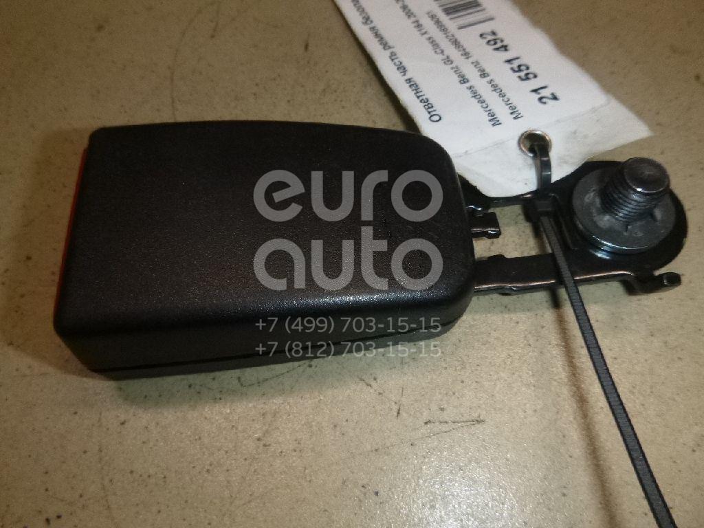 Купить Ответная часть ремня безопасности Mercedes Benz GL-Class X164 2006-2012; (16486021699051)