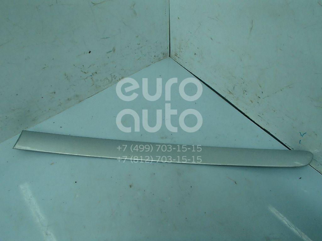 Купить Молдинг задней левой двери VW Touran 2003-2010; (1T0853753H)
