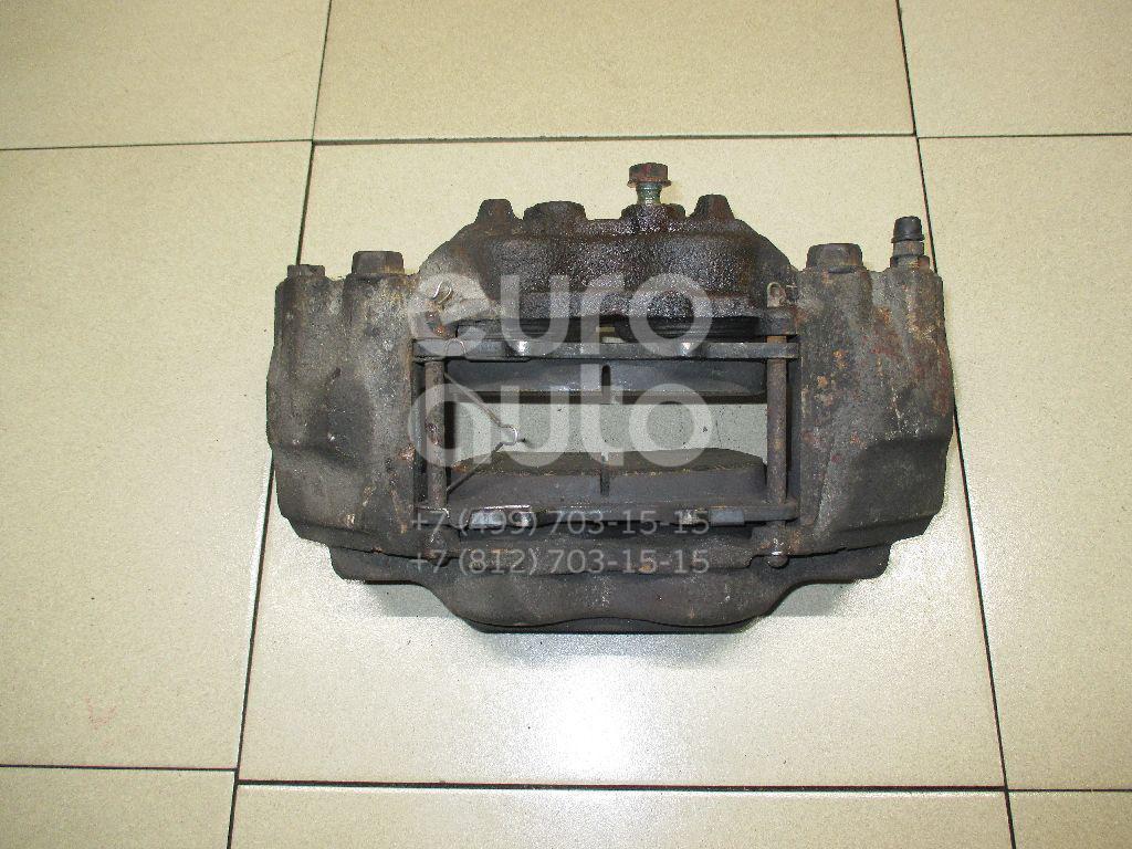 Суппорт передний правый Mitsubishi Pajero/Montero IV (V8, V9) 2007-; (4605A460)  - купить со скидкой