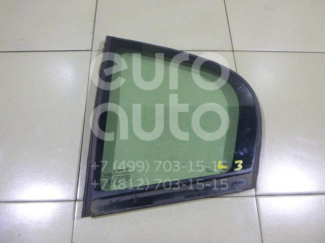 Купить Стекло двери задней левой (форточка) Renault Laguna III 2008-2015; (822210001R)