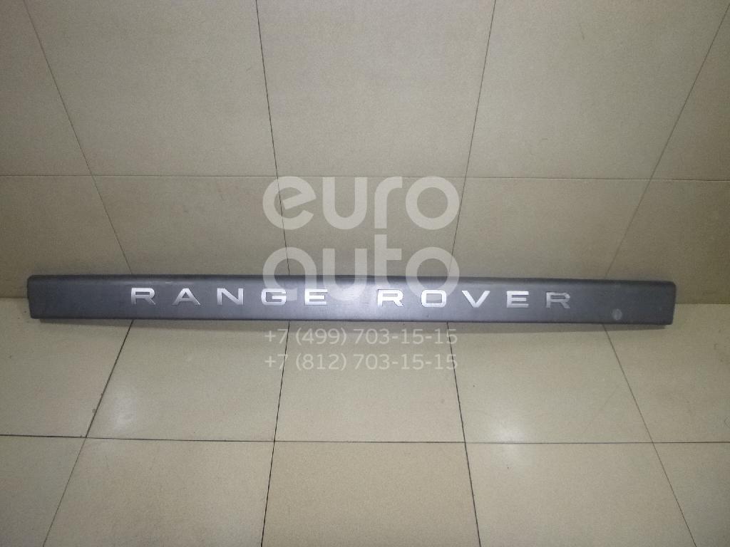 Купить Накладка двери багажника Land Rover Range Rover Sport 2005-2012; (DGP000194LEP)