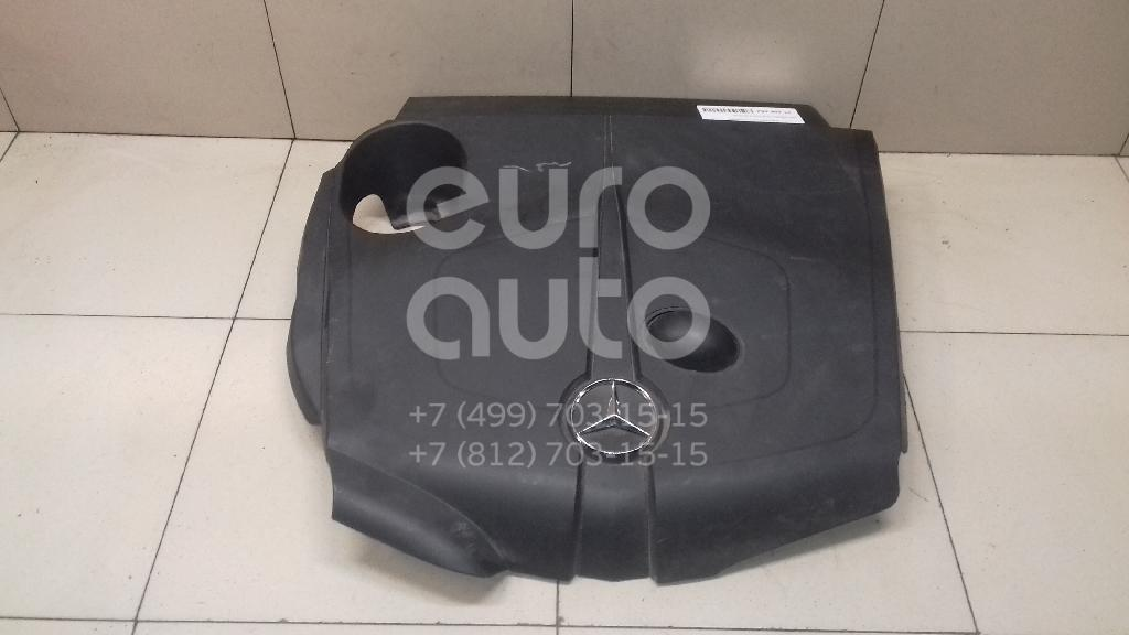 Купить Накладка декоративная Mercedes Benz GLA-Class X156 2014-; (6510109815)