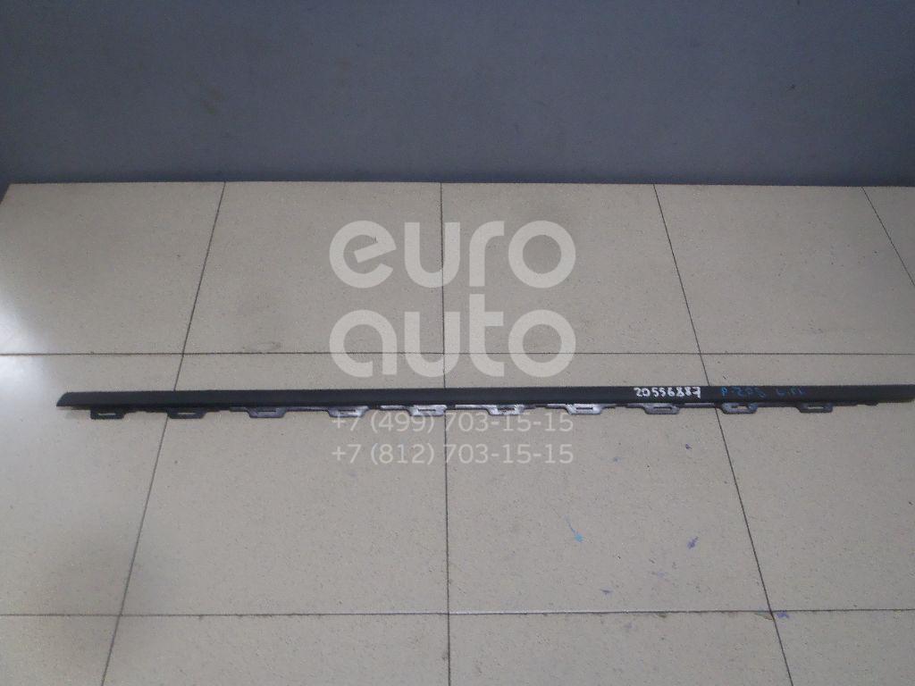 Купить Накладка стекла переднего левого Peugeot 208 2012-; (9673585380)