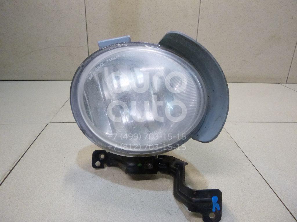 Купить Фара противотуманная правая Hyundai i20 2008-2014; (922021J000)