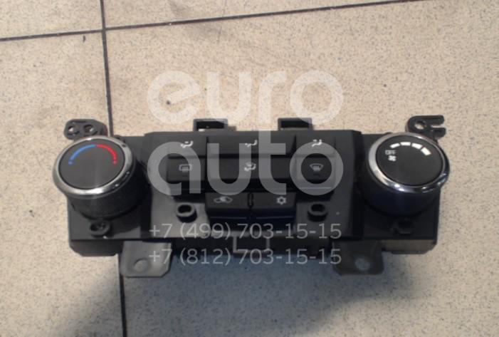 Купить Блок управления отопителем Chevrolet Cruze 2009-2016; (95017054)