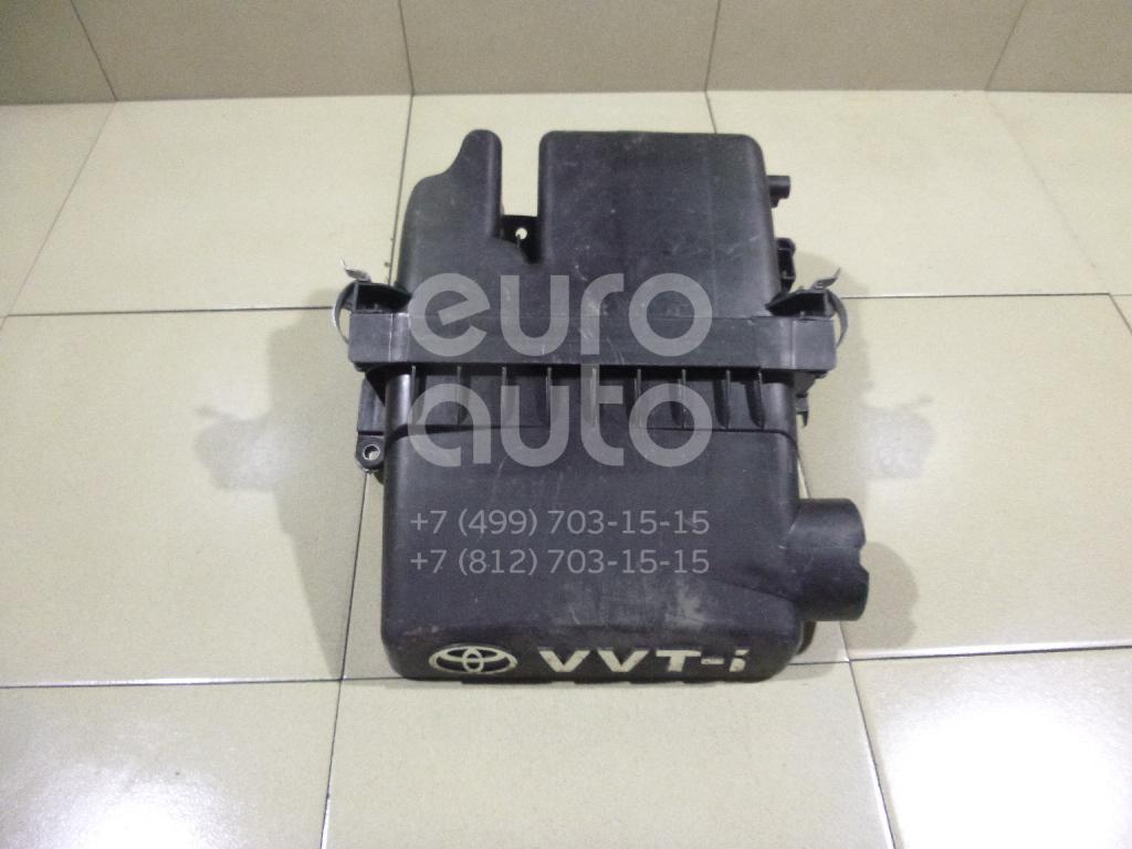 Корпус воздушного фильтра Toyota Yaris 2005-2011; (177000J013)  - купить со скидкой