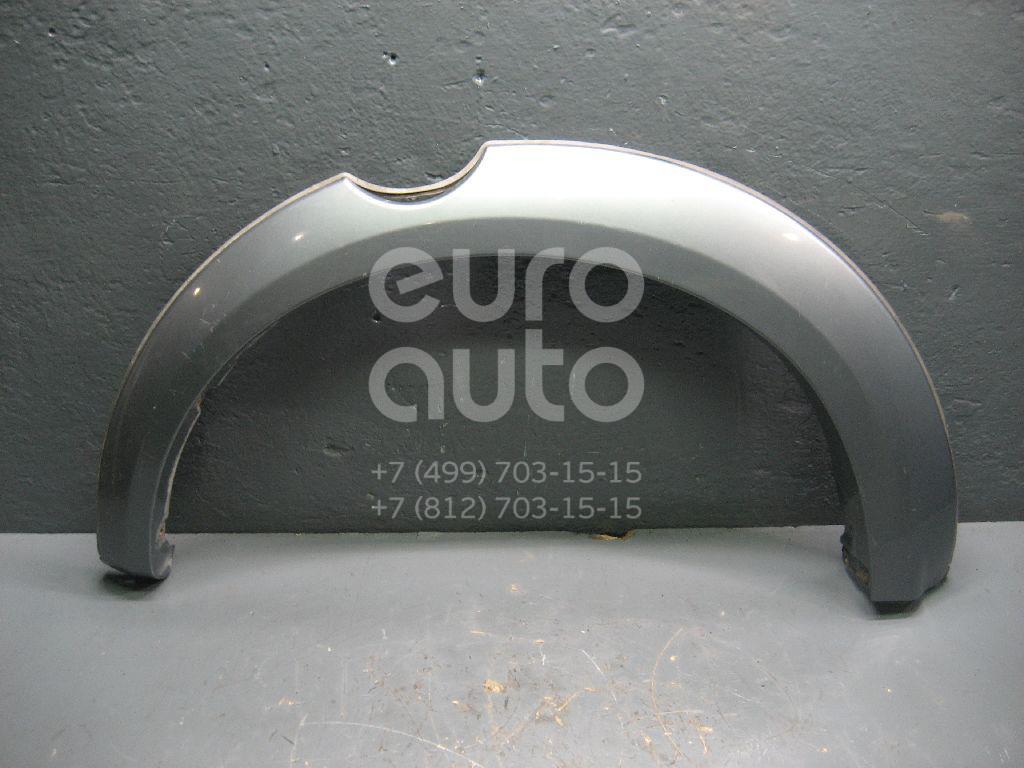Купить Накладка заднего крыла левого Mitsubishi L200 (KB) 2006-2016; (7420A113HA)