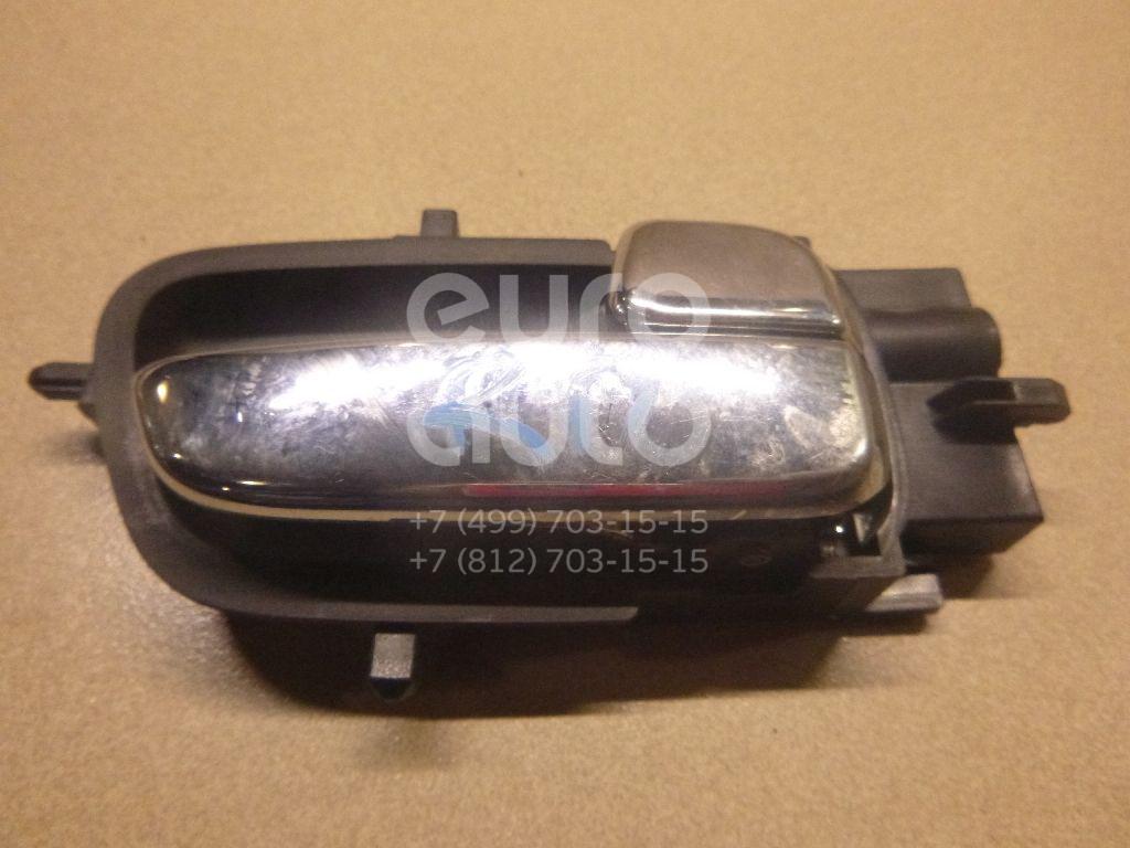 Купить Ручка двери внутренняя правая Hyundai i20 2008-2014; (826201J020)