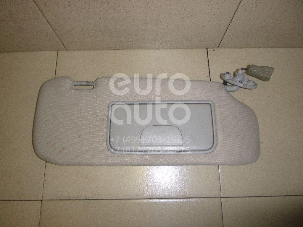 Купить Козырек солнцезащитный (внутри) Chevrolet Captiva (C140) 2011-; (42532543)