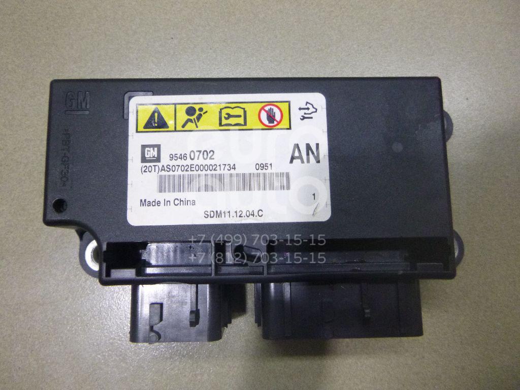 Купить Блок управления AIR BAG Chevrolet Captiva (C140) 2011-; (95460702)