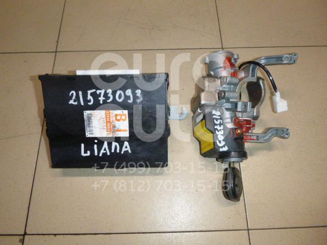 Блок управления двигателем Suzuki Liana 2001-2007; (3392054GA0)  - купить со скидкой