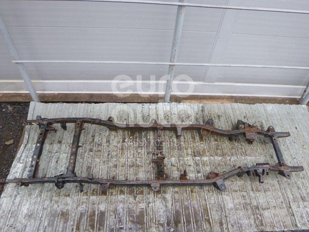 Купить Рама Nissan NP300 2008-; (50100VN65A)